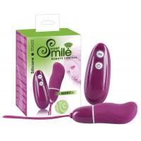 SMILE Berry - rádiós G-pont vibrátor (szeder)