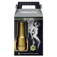 Fleshlight - The Stamina Training Unit szett (5 részes)