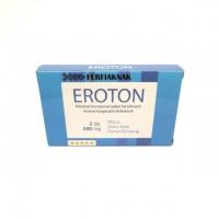 Eroton Növényi komponenseket tartalmazó étrend-kiegészítő férfiaknak