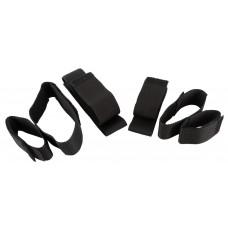 Bad Kitty - kezek a lábakhoz kötöző szett (fekete)